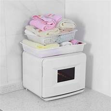 8l capacity multifunctional towel warmer cabinet