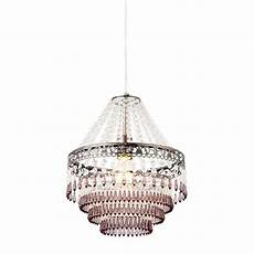 Pewter Pendant Light Fitting Corinna Crystal Amp Beaded Pewter Pendant Ceiling Light