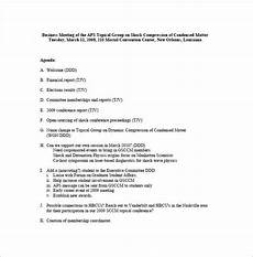 Business Meeting Template Meeting Minutes Template 36 Free Word Excel Pdf