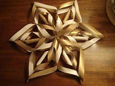 3d Paper Snowflake Crafty Nerdy Nurse 3d Paper Snowflake