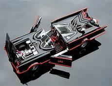 futura cast batmobile tv show elite edition diecast model