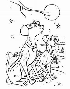 Ausmalbilder Hunde Dalmatiner Bilder 101 Dalmatiner Hunde Zum Ausmalen Und Drucken