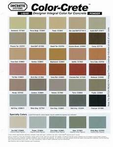 Behr Concrete Stain Color Chart Explore Twenty Four Coloring Options For Stamped Concrete