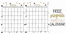 Writable Calendar Free Vertical Printable Monthly Calendar Keeping Life Sane