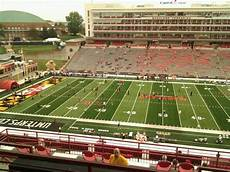 Maryland Football Seating Chart Maryland Stadium Interactive Seating Chart