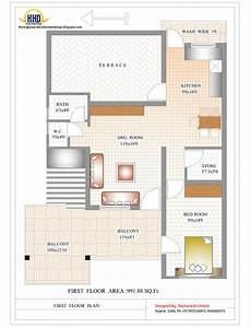 Floor Plans For Houses In India Contemporary India House Plan 2185 Sq Ft Home Appliance