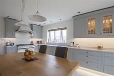 Kitchen Light Grey Cabinets Light Grey Shaker Kitchen Design By Herbert William