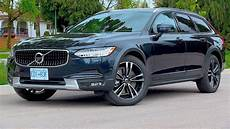 Volvo V90 by Volvo V90 Cross Country Review Another Stunner From Volvo