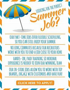 How To Find A Summer Job Looking For The Perfect Summer Job Advantage Solutions