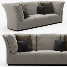 Sofa Decor Pillows 3d Image by Sofa Pillows 3d Turbosquid 1290560
