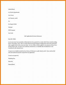 Sample Maternity Letter Maternity Leave Letter Sampleternity Employer Appeal