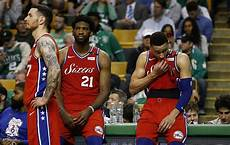 Sixers Depth Chart 2018 19 Projecting The Sixers 2018 19 Depth