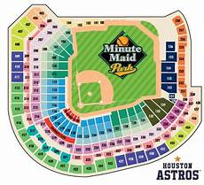 Astros Seating Chart With Rows Astros Seating Chart Misc Pinterest