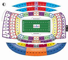 Soldier Field Seating Chart General Seating Soldierfield Net