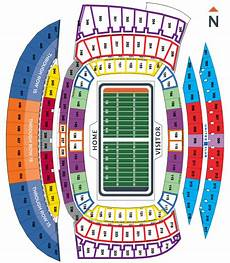 Soldier Field Seating Chart Chicago Bears Seating Chart Map At Soldier Field