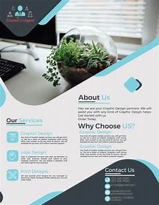 One Page Flyer Entry 1 By Mahinul000 For Need A One Page Flyer Template