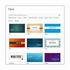 Theme Microsoft Powerpoint Customizing A Theme In Microsoft Powerpoint 2013