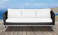 Brown Wicker Sofa 3d Image by Brown Wicker Outdoor 3 Seat Sofa Furniture That You Will