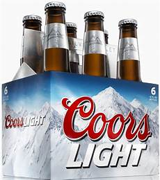 What Kind Of Is Coors Light Coors Light 6 Pack 355ml Bottle Buster S Liquors Amp Wines