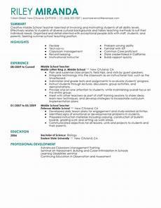 Resume For Teaching Position Template Best Summer Teacher Resume Example Livecareer