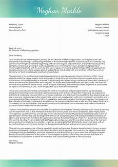 Cover Letter Examples Marketing Cover Letter Examples By Real People Marketing Director