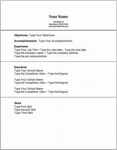 Resume Template No Experience Student 11 12 Resume Examples For Teenagers First Job