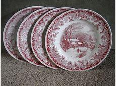 Spode Winter's Eve Dinner Plates Thanksgiving Christmas