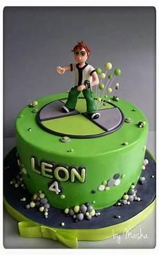 some cool ben 10 themed cakes ben 10 cake ideas