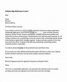 Recommendation Letter Signature 6 College Reference Letter Templates Free Sample