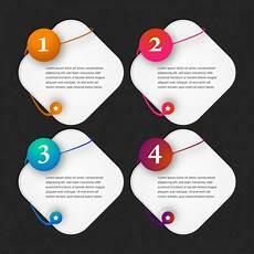 Graphic Design Templates Free Download Infographic Template Design Vector Free Download