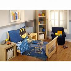 batman 4 toddler bedding set reviews wayfair