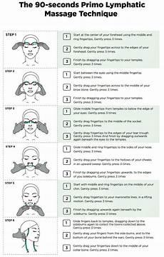 Facial Techniques Chart Pin On Random Stuff