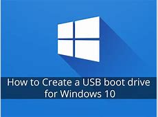 How to Create a USB boot drive for Windows 10   iFixit