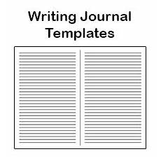 Journal Templates Free Writing Journal Templates Make Your Own Journal
