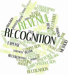 New Revenue Recognition Standard The New Revenue Recognition Standard