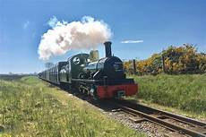 Vapor Train Eskdale Belle Carriage Amp Steam Train Experience With