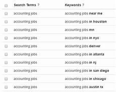 Job Keywords The Ultimate Guide To Seo For Job Boards Smartjobboard Blog