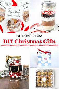 20 festive and easy diy gift ideas moment