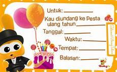 contoh announcement hari ulang tahun sekolah fontoh
