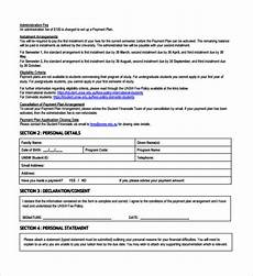 Payment Plan Template Free Free 10 Payment Plan Templates In Pdf Google Docs