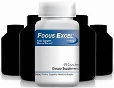 Excel Pills Focus Excel Topbrainpills Com