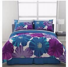2 floral bedding set comforter multi color quilt sham