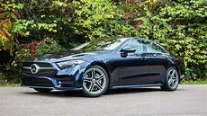 mercedes 2019 cls 2019 mercedes cls 450 review a beaut with some trade