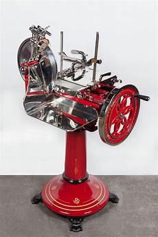 piedistallo berkel flywheel slicer berkel model l artigiani restauro
