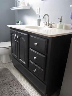 painted bathroom vanity ideas bathroom vanity makeover 187 decor adventures