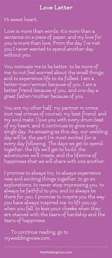 Love Letter To My Husband Sample Love Letter Wedding Day Quotes Wedding Vows To Husband