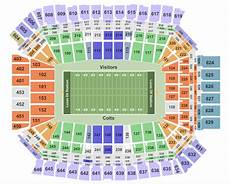 Lucas Oil Seating Chart Lucas Oil Stadium Seating Chart Section Row And Seat