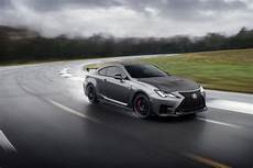 2020 lexus rcf 2020 lexus rc f and track edition get their detroit auto
