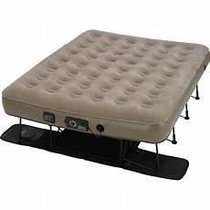 insta bed ez air mattress with neverflat ac