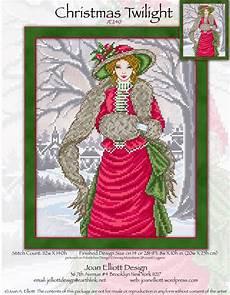 Joan Elliott Cross Stitch Charts Christmas Twilight From Joan Elliott Cross Stitch Charts